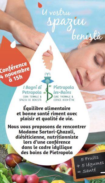 Conférence Pietrapola